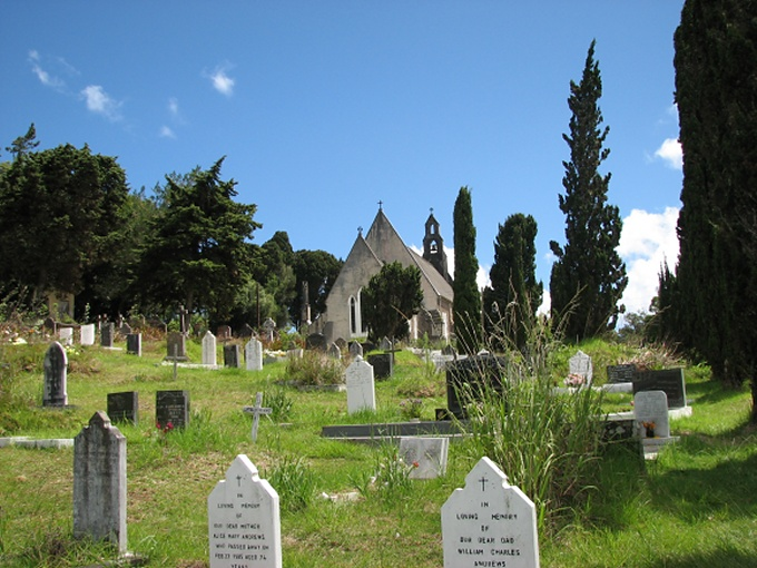 st paul cathredral cemetery