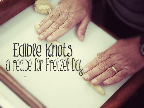 edible knots