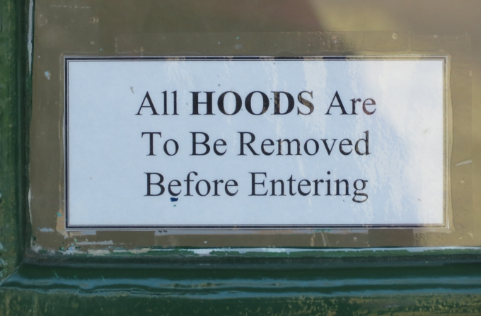 remove hoods