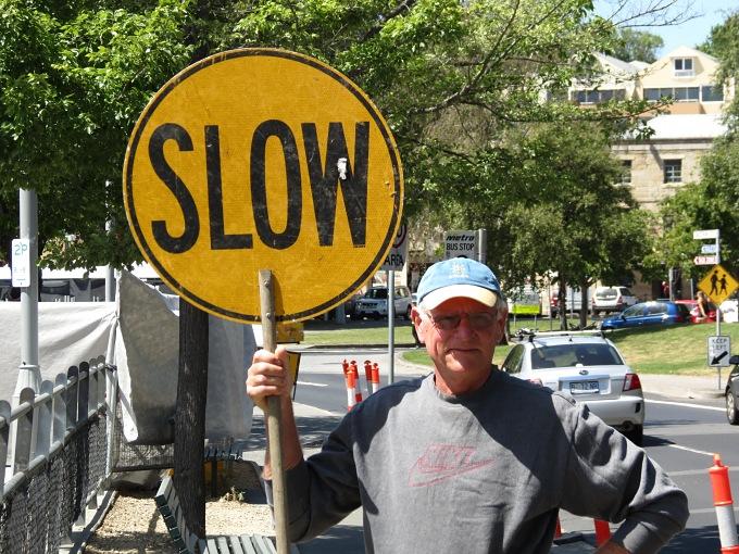 slow david