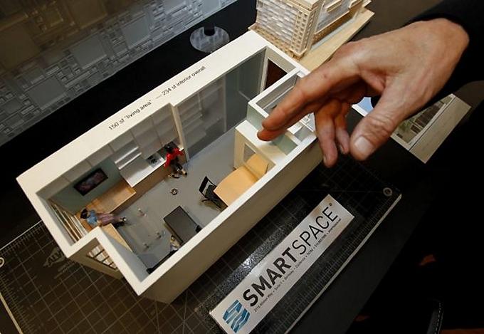 smart space model