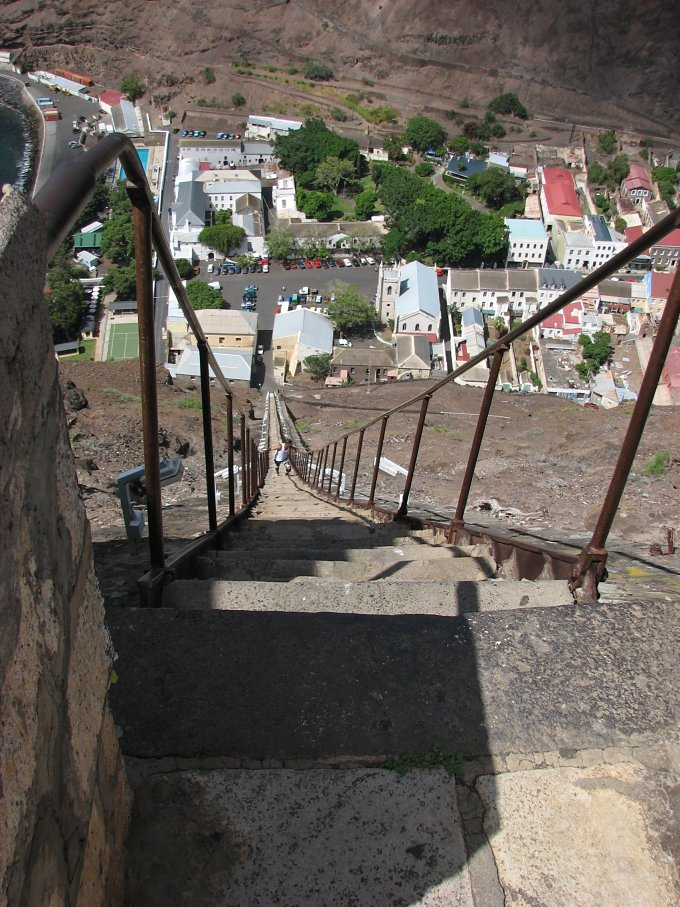 jacobs ladder at 699 steps