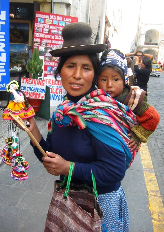 peruvian bombin