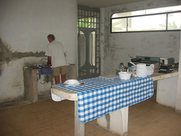 ecuador kitchen