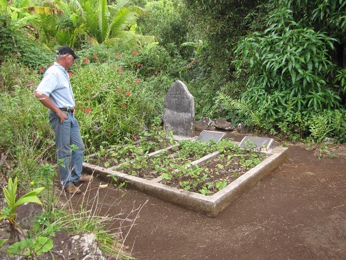 john adam's grave
