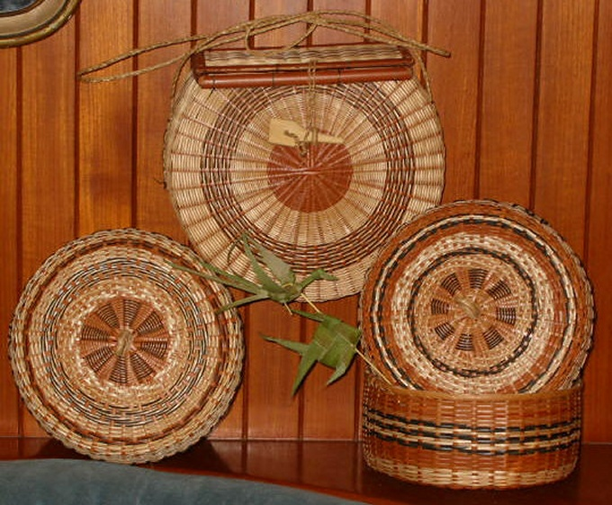 caribbean baskets