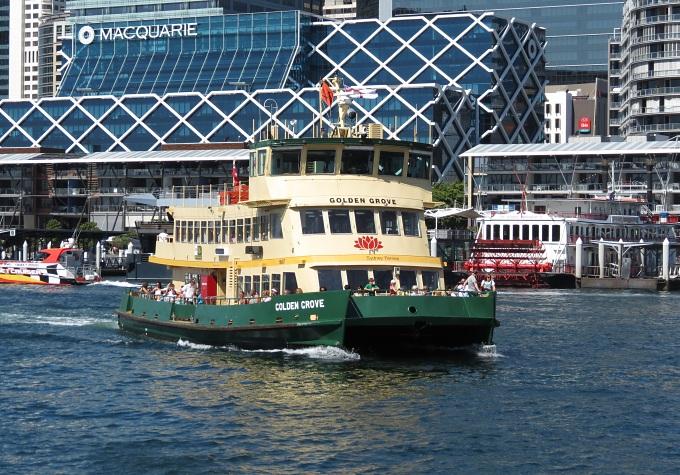 ferry - sydney
