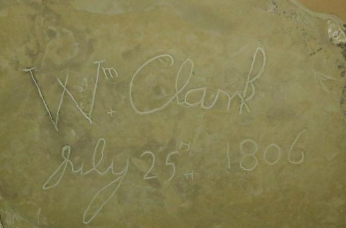 clark's mark
