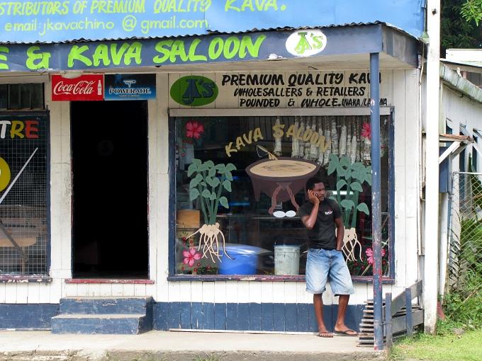 kava saloon
