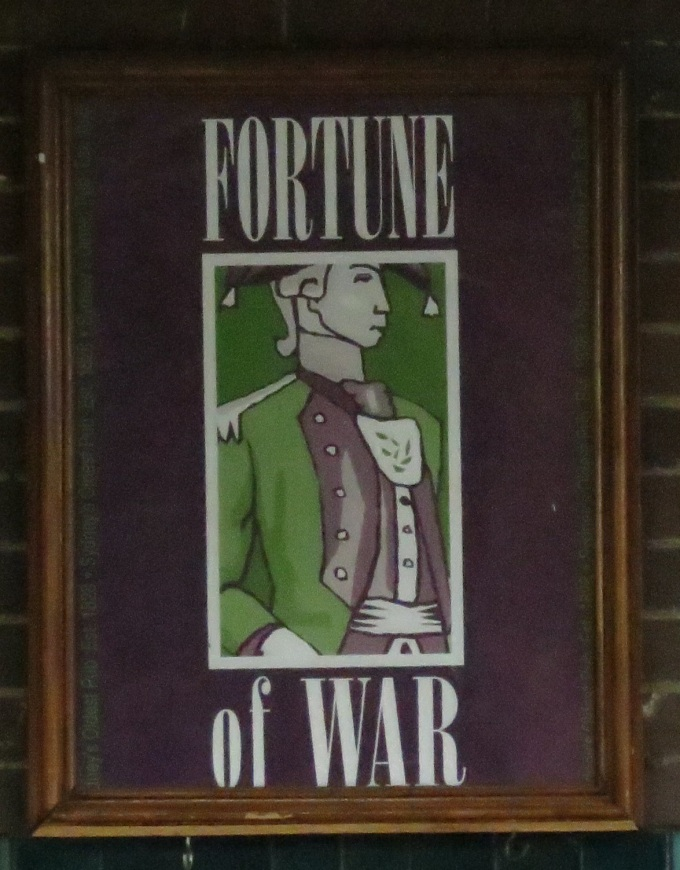 fortune of war pub
