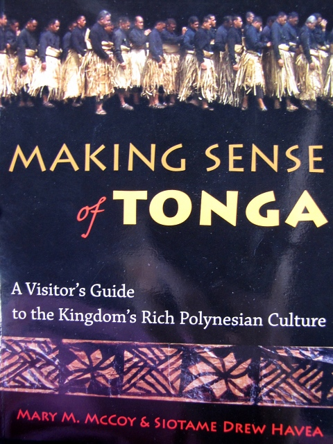 making sense of tonga