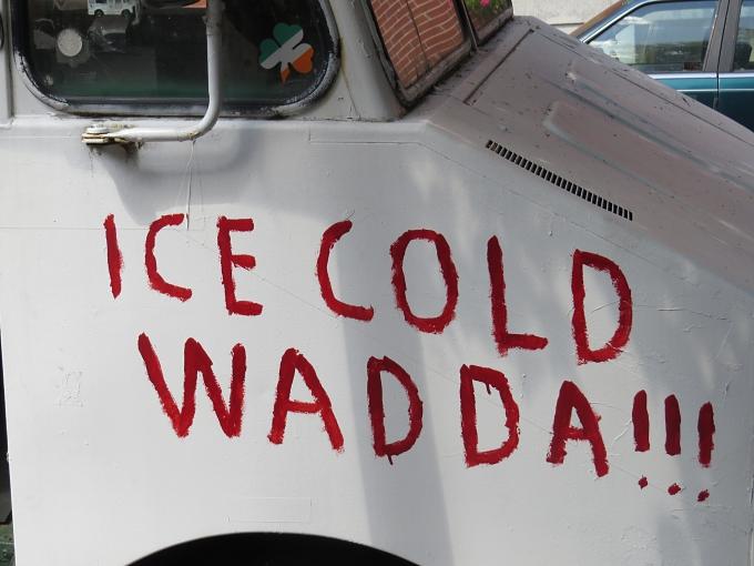 ice cold wadda