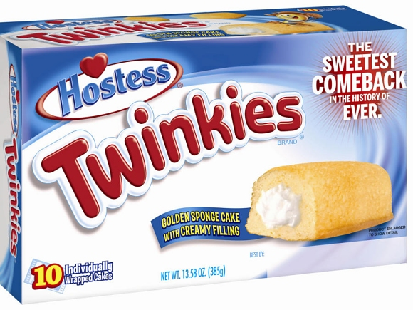 new twinkie package