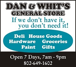 dan whits general store