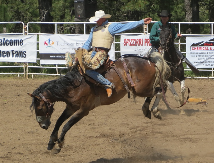 rodeo, south dakota