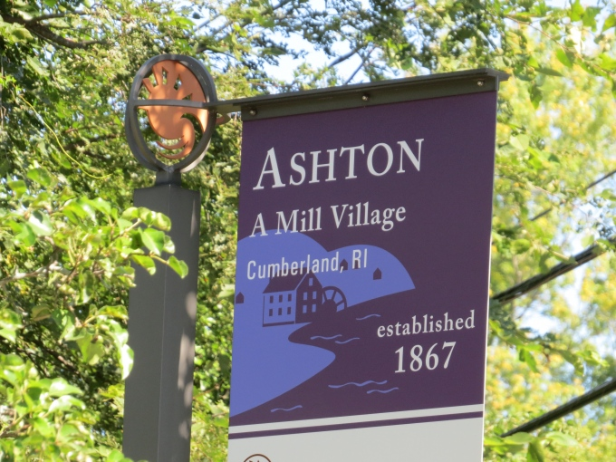 ashton - a mill village