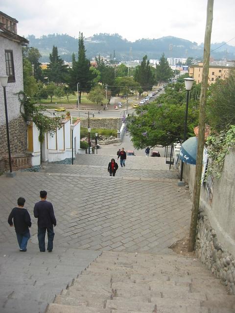 rio tomebamba walk in cuenca ecuador