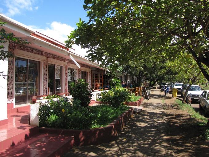 hanga roa street