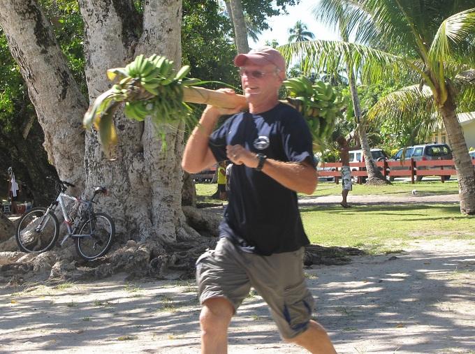 banana relay