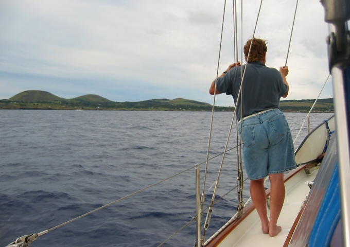 john at easter island