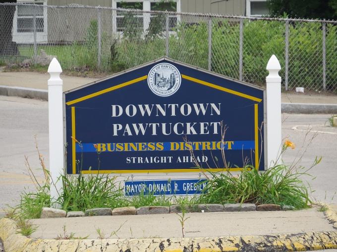 pawtucket sign