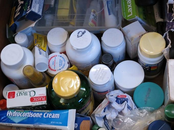 medicine drawer