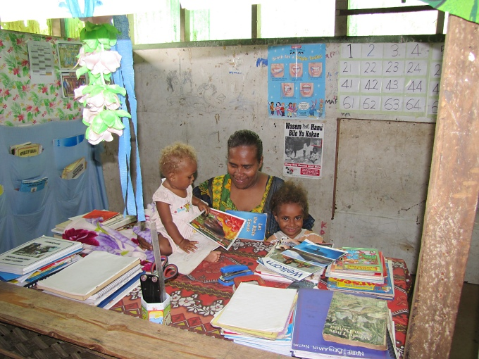 natu in the vanuatu school