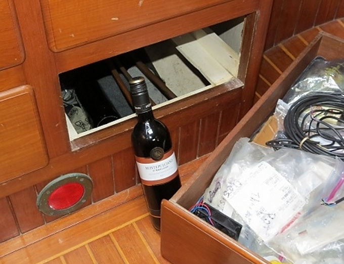 noc wine cellar