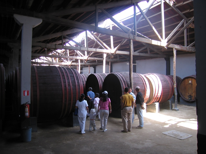 tour casks