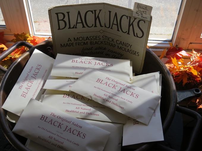 black jacks at ye olde pepper companie