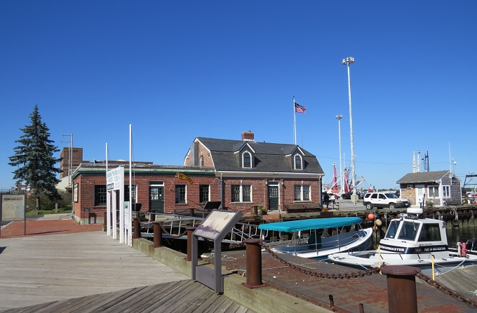waterfront visitors center