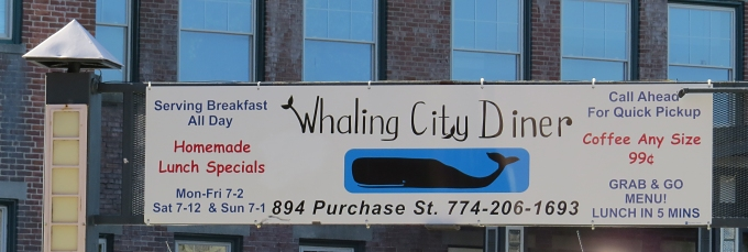 whaling city diner