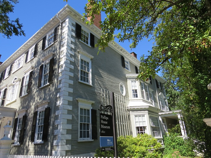 chestnut street mansion