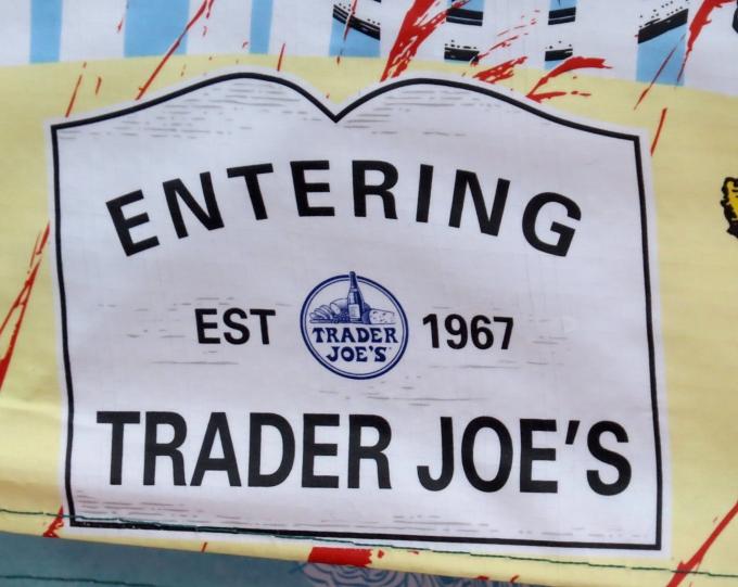 entering trader joes
