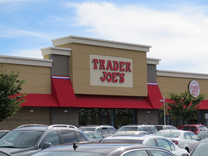 trader joes store front