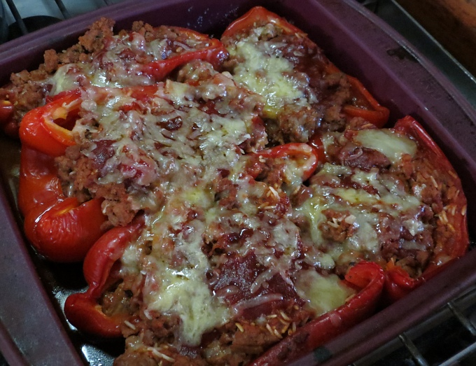 comfort foods_stuffed peppers