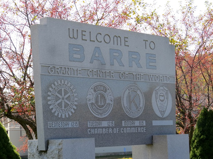 barre sign