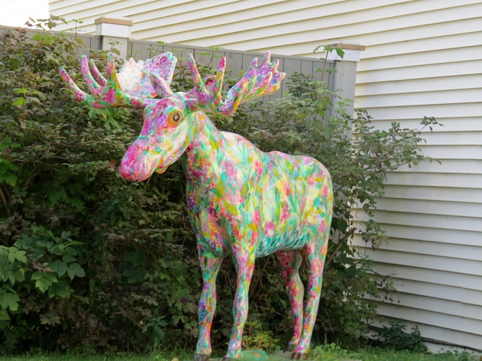 moose parade