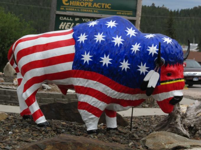 buffalo parade
