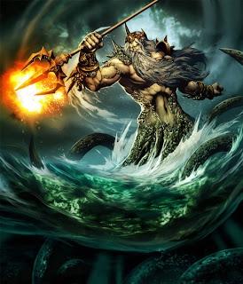 Neptune has a temper!