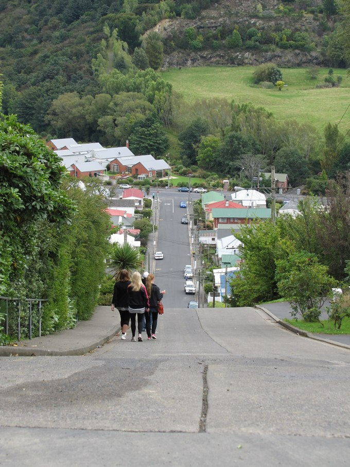 baldwin street steepest street in the world