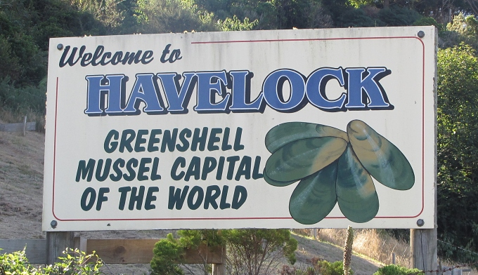 havelock sign