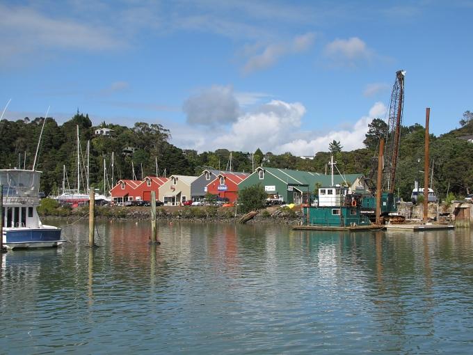new zealand opua north island