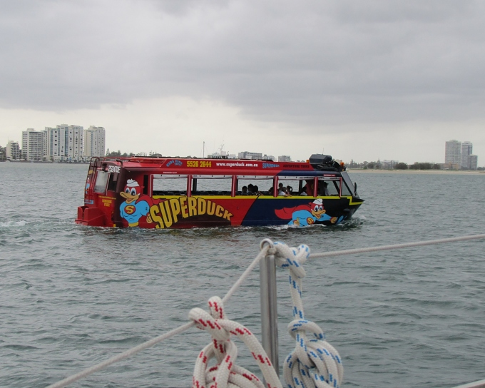 superduck floating bus