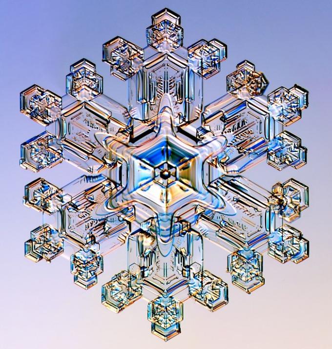 caltech snowflake