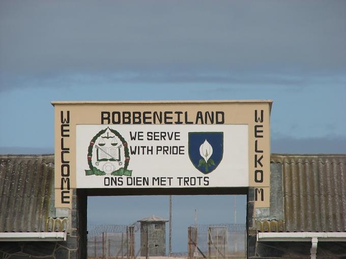 welcome to robbene island
