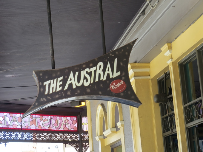 the austral