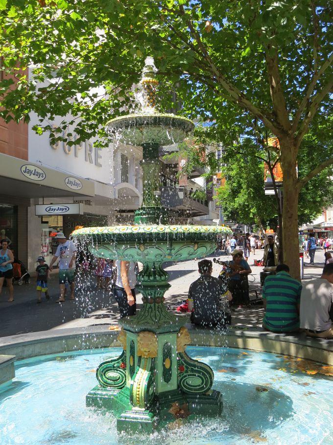 rundel fountain