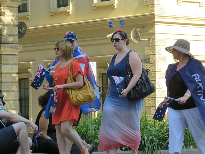 australia day garb