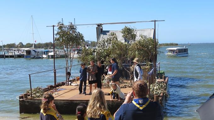 australia day in paynesville 2012